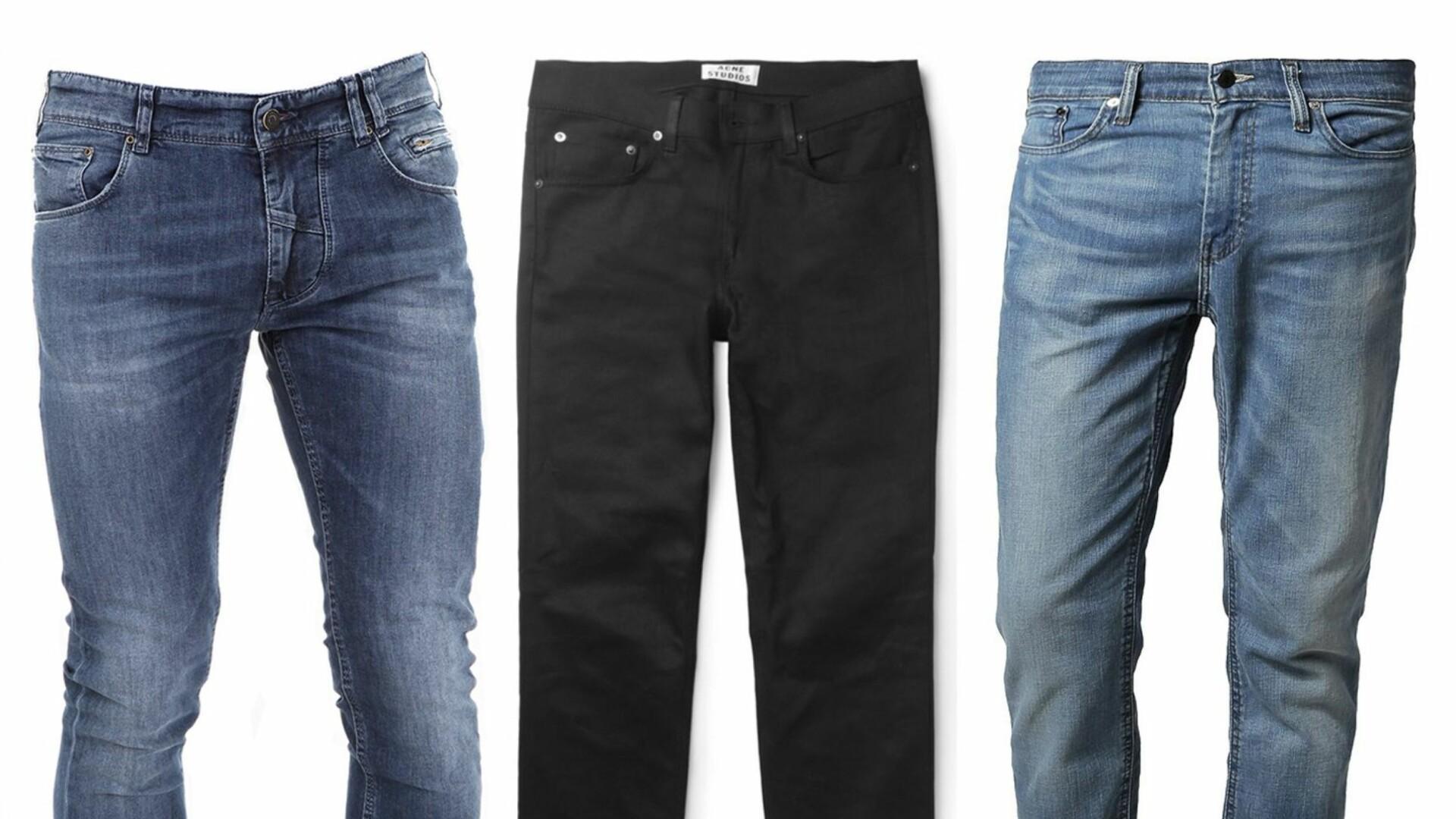 dff8d662 Jeans for menn - Mote og Shopping
