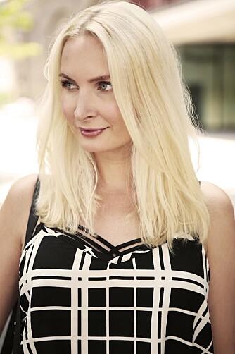COUNTRY MANAGER: Eva jobber i PR-byrået Presskontakterna i Oslo.