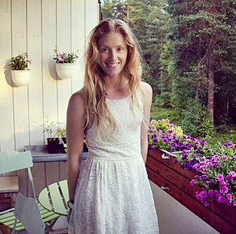PR-koordinator: Norske Iselin jobber blant annet hos Stella McCartney i London.