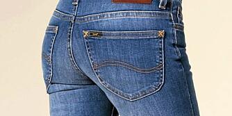 VELG RIKTIG: Det er ikke enkelt å finne jeans som passer.