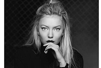 POPULÆR: Astrid Smeplass er fra Sør-Trøndelag men har flyttet til Oslo. Hun kom på femteplass i Idol i 2013, og er nå signert av Universal Music.