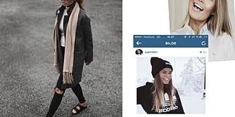 INSTAMOMENTS: Det Nye-jenta Åshild Ringhus (17) kan i dag skilte med flere ti-talls tusen følgere på Instagram. Nå gir hun deg sine beste tips om hvordan du også kan få flere følgere.