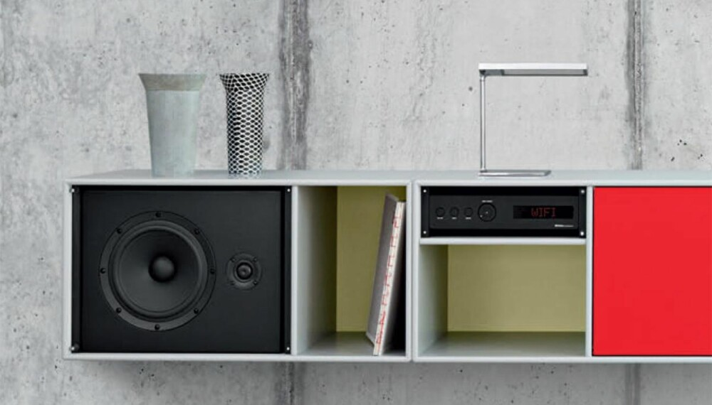 STILIG: Det finnes mange stilige stereobenker å velge blant. Her er noen av våre favoritter.
