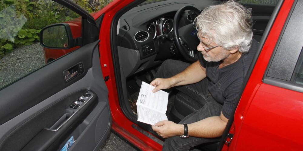 """SOM DEN ER: Et ferskt vedtak slår fast at selger ikke kan fraskrive seg ansvar ved å hevde at bilen """"selges som den er""""."""