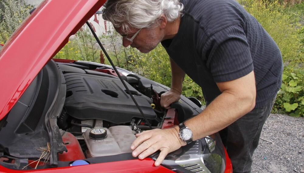 SJEKK: Vær kresen når du leter etter billig bruktbil, men har selger holdt tilbake opplysninger, har du nå en god klagesak. FOTO: Petter Handeland