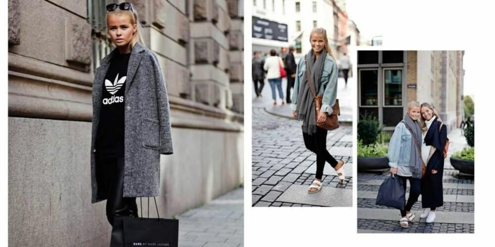 BLE DETNYE-JENTA: I september kunne Åshild Ringhus smykke seg med tittelen Det Nye-jenta.