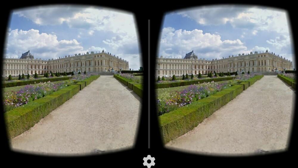 3D: Google Cardboard har mange 3D-demoer. Og du kan se dem på 3D-TV-en din via Chromecast.