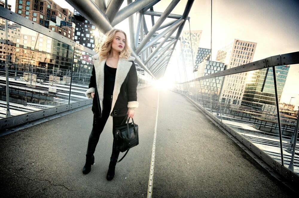 VIXEN-NOMINERT: I januar ble Astrid-Helen Holm nominert til bloggpris.