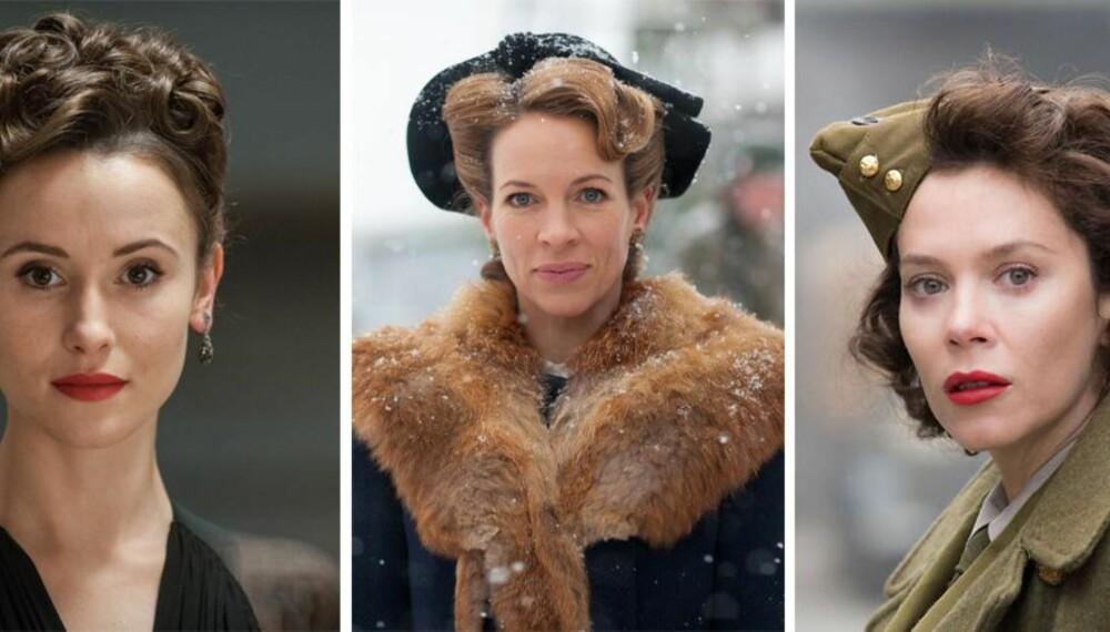 cc98df90 «TUNGTVANN»-KVINNENE: Kostymedesigner Karen Fabritius Gram har stylet alle  kvinnene i NRK «