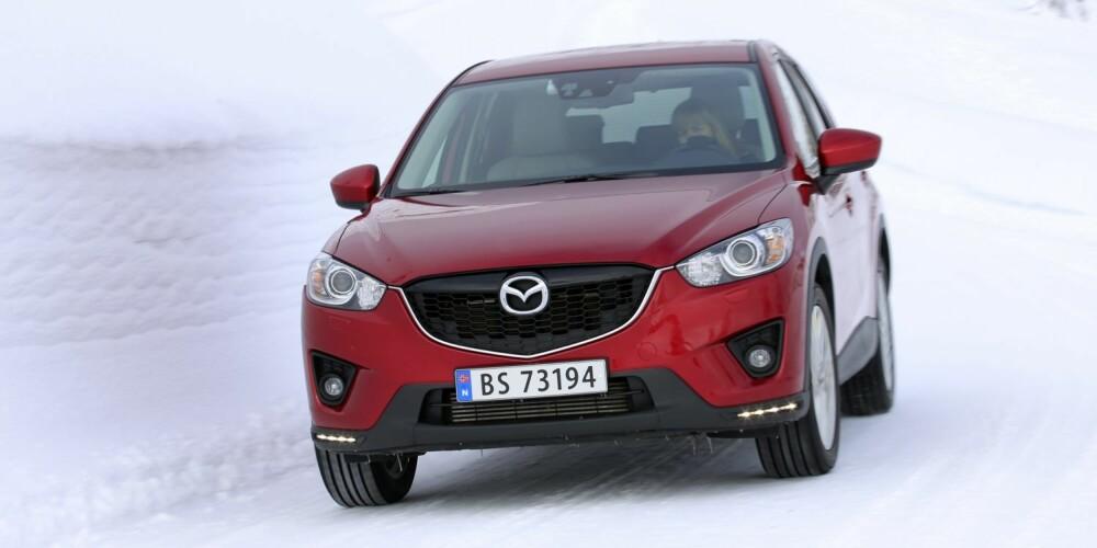 FIN PAKKE: Gode vinteregenskaper gjør at du har glede av den kraftige 175 hk-motoren hele året.