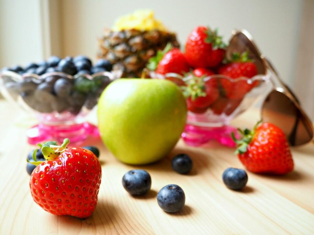 SUKKER: Alle vet at sukker er usunt, men hva med fruktsukker? Foto: Helene Drage