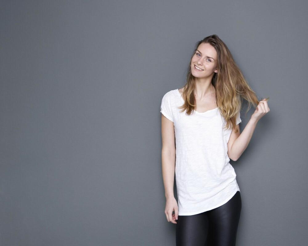 T-SKJORTE: Den perfekte t-skjorta kan gjøre mer for garderoben din enn du tror.