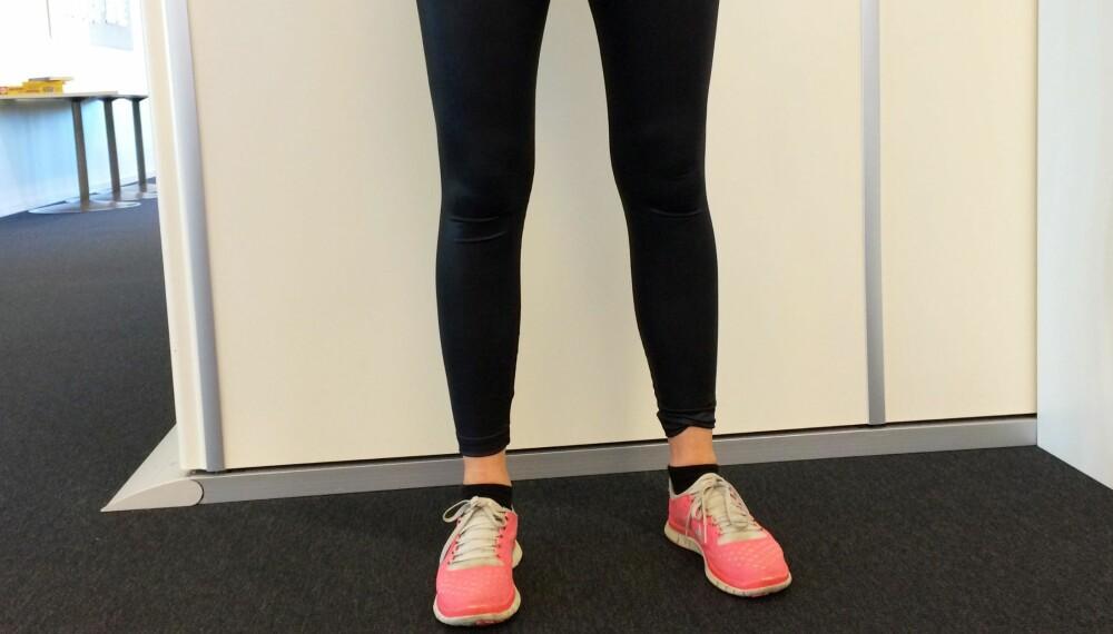 505c8e37 IKKE GJØR DETTE: Tights, skitne sko og for trange klær kan gjøre det  vanskelig