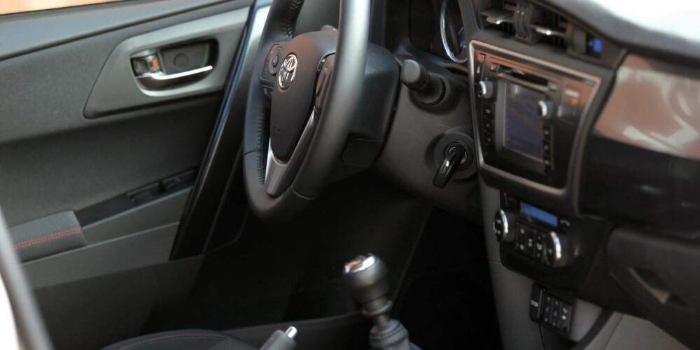 Toyota Auris 1,4 D-4D langtest juni 2013
