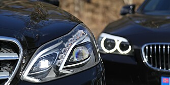 BMW 525d xDrive Touring 2013 Mercedes E250 CDI 4Matic 2013