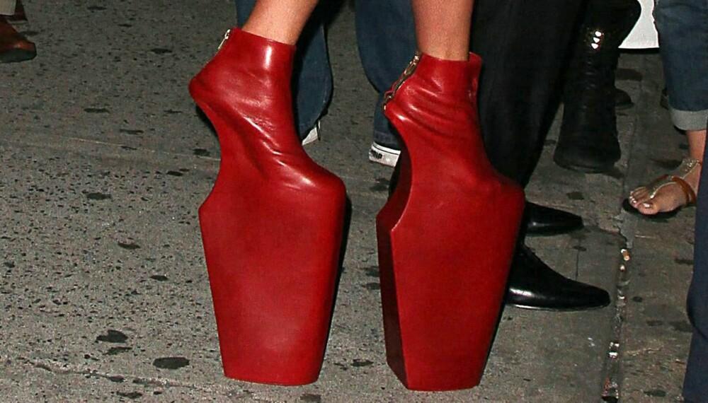 745770c5 Her er høstens hotteste skotrender. Pluss et par av tidenes rareste sko.