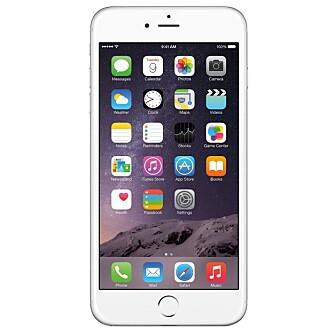 ELDST: iPhone 6 Plus er på ingen måte en gammel mobil, men tilhører tross alt fjorårets toppmodeller.