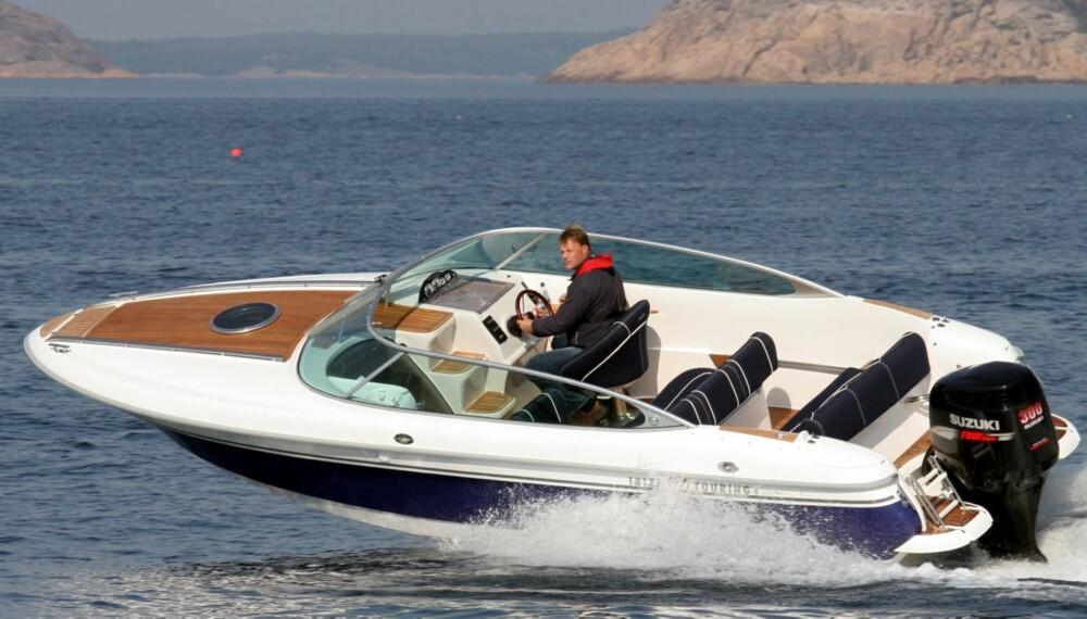 BRUKTBÅT: Basert på tall fra Finn.no har vi plukket ut noen gode varianter av de mest populærer bruktbåtmerkene.