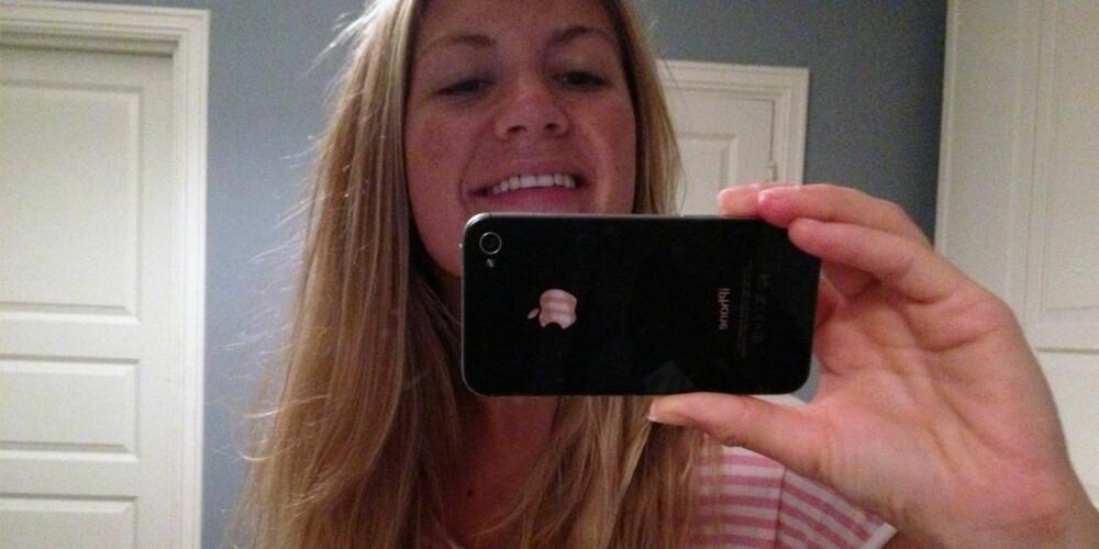 IDETOX: Nina-Beathe klarte seg hele to måneder uten mobilen - og ble overrasket over godt hun faktisk likte det.