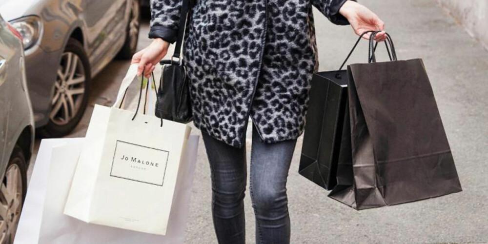 """GI MASTERKORTET EN PAUSE: HAr du prøvd å """"shoppe"""" i ditt eget klesskap?"""