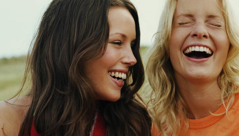 JAKTEN PÅ LYKKE: Det finnes faktisk noen snarveier til lykke, mener psykolog Sigrid M. Skeide.