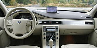 DAGENS VERSJON: Volvo XC70. FOTO: HM Arkiv