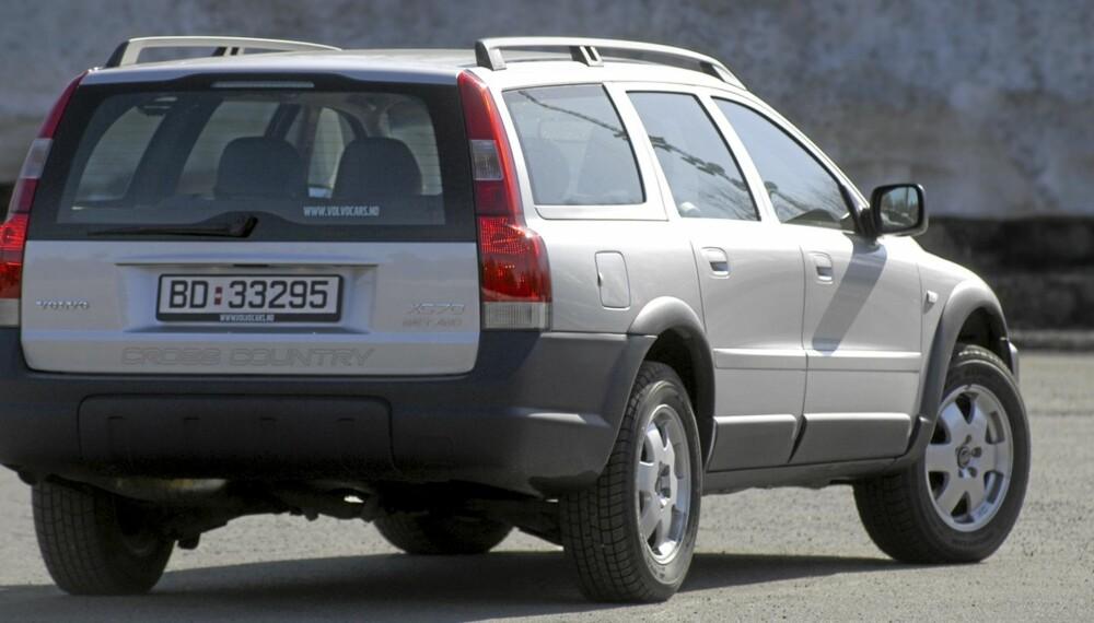 Med bensinturbo er en brukt Volvo XC70 småtørst, men rask og behagelig.