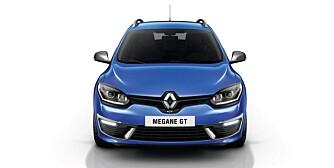 KOMMER NY: Nye Renault Megane er like rundt hjørnet. Renault er kjent for fin komfort, gjerrige motorer og god plass. Ny norsk importør er dessuten på plass.