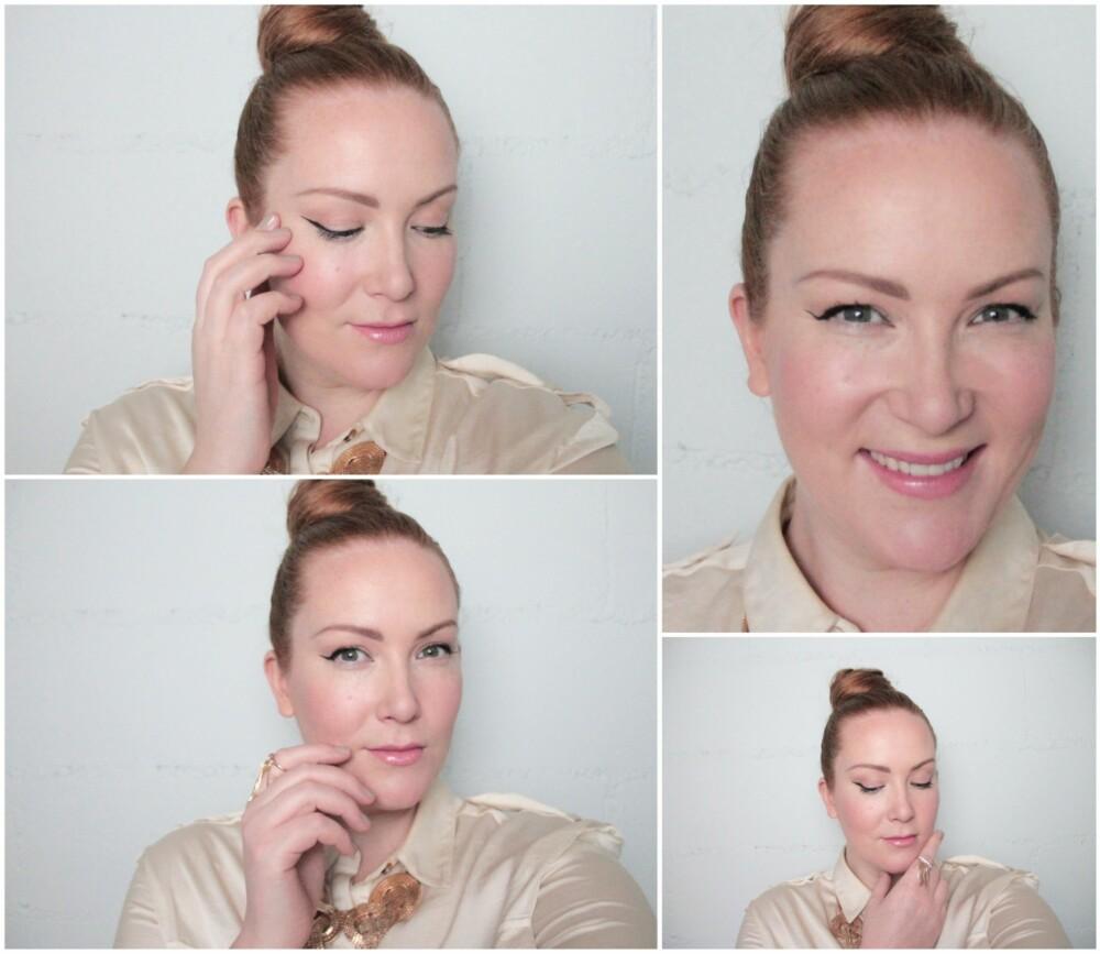 EN FAVORITT: Denne sminkelooken er virkelig en favoritt blant mange jenter. Eyeliner og frisk hud er noe av det mest kledelige vi kan sminke oss med, så denne looken burde du virkelig teste ut så fort som mulig!