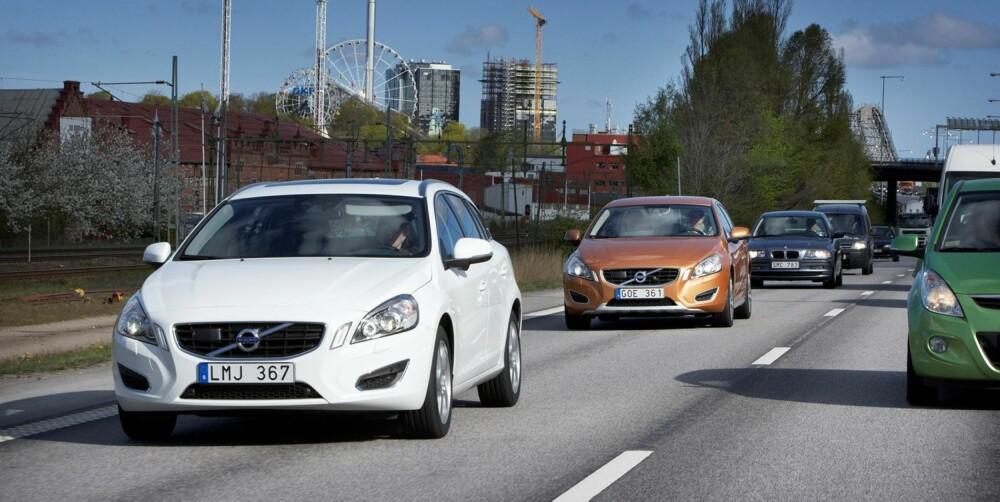 2020: Volvo tror på autonome biler i 2020. FOTO: Volvo