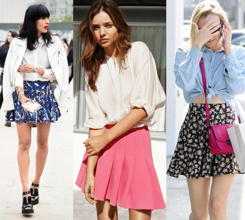 8d0c5038 INSPIRASJON: De aller fleste, både fashionistaer, kjendiser og it-jentene,  har