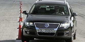 FAMILIEBIL: Denne generasjonen av VW Passat ble produsert fra 2005 til i fjor.