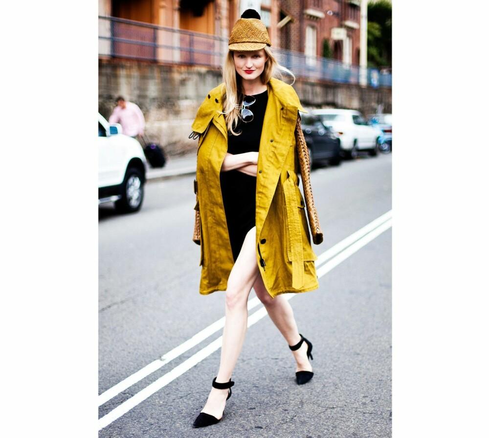 CANDICE LAKE: Hun studerte jus, men ble oppdaget av en modellspeider da hun var 20, og siden har hun jobbet i motebransjen. Sjekk bloggen hennes på candicelake.com.