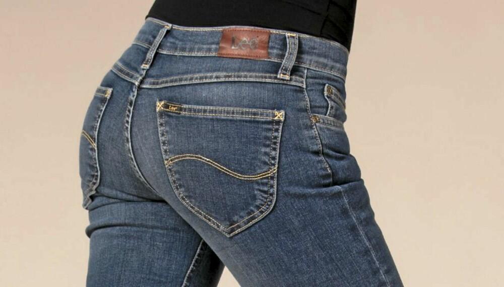 PERFEKTE JEANS: Det er vanskelig å finne jeans som sitter som et skudd, men heldigvis finnes det tips man kan følge for å finne frem i den _blå jungelen_.
