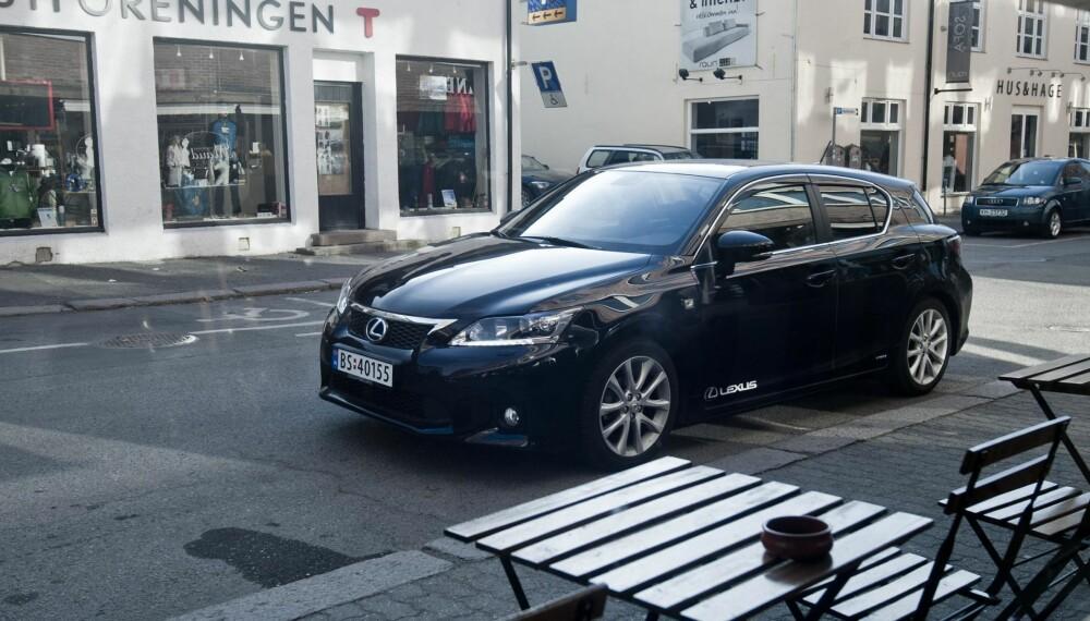 Toyota ble verdens største bilprodusent i 2012. Lexus, som er en del av Toyota, er også med i tallene.