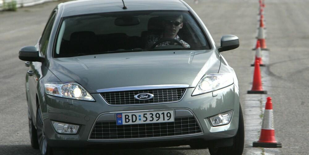 Ford Mondeo. Foto: Egil Nordlien, HM Foto