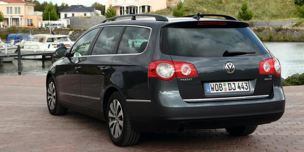 VW Passat. Foto: VW