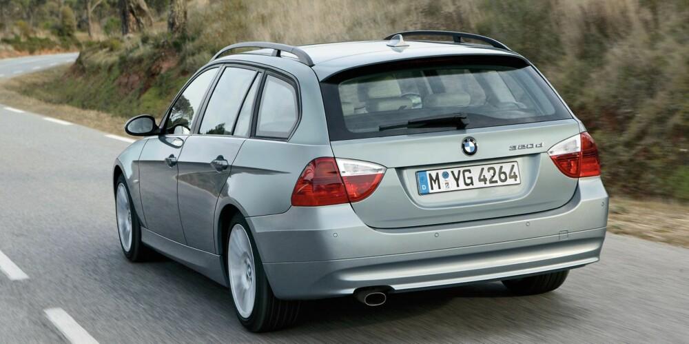 BMW 3-Serie. Foto: BMW