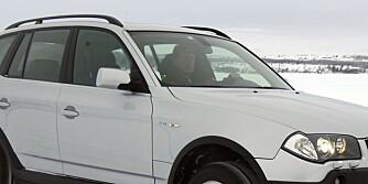 Bruktbil 2010 Vi Menn Bil 6 2010 BMW X3 2004
