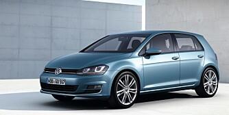 VW Golf VII 2013