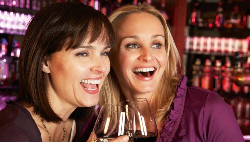 DET KAN BLI DERE: Kanskje blir det venninnetur til Roma i vinter? Eller shopping i Amsterdam?