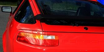Bærums Værk 01082012 Porsche 928 S For Vi Menn Bil