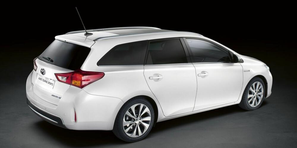 KVALITET: Dersom nye Auris følger opp kvaliteten på dagens Auris, blir den en meget driftssikker bil. FOTO: Toyota