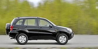 Toyota RAV 4 2003