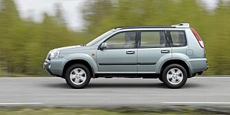 Nissan X-Trail bruktbil