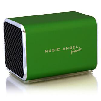 NYE FARGER: Mørk grønn er en av de fire nye fargene som kommer i salg nå før jul.
