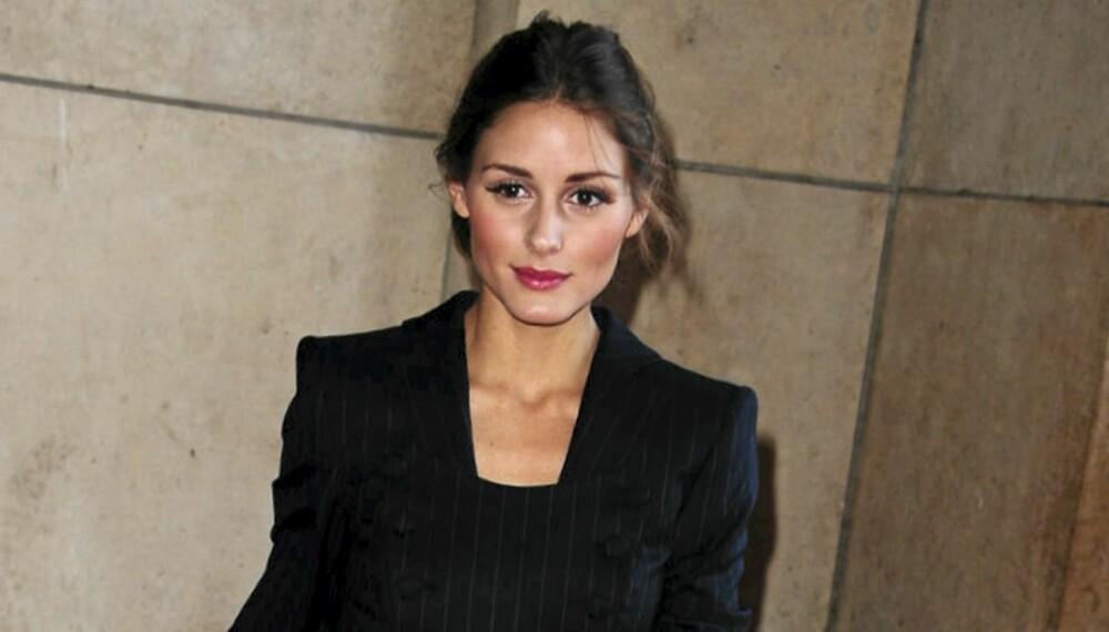 MOTEIKON: Olivia Palermo er et av nåtidens største moteikon.