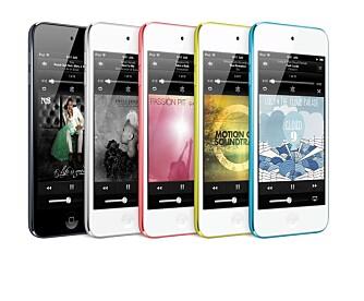 BILLIG IPHONE: iPod Touch kan være en rimeligere variant løsning enn iPhone. På nye iPod Touch kan du gjøre alt som på en iPhone - uten å ringe. Men du kan bruke Facetime, Skype og sende meldinger til andre iOS-enheter.