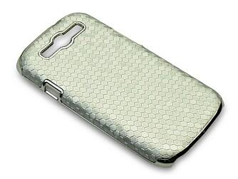 BLING: Utvalget av deksel til mobiltelefoner er kjempestort. Spesielt stort er utvalget til iPhone og Samsung Galaxy S III.
