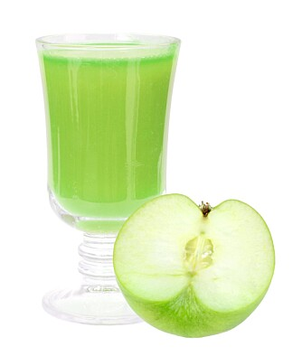 SKJØNNHETSJUICE: Med denne juicen får du i deg masse vitaminer og mineraler.